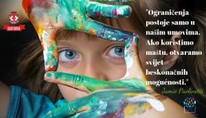 Kreativnost ne poznaje granice